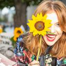 Angela Scanlon at the launch of the 2014 Dublin Fashion Festival