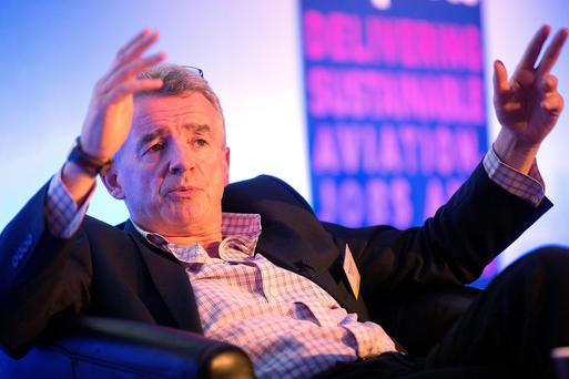 Michael O'Leary: wants to recruit someone who can 'spot a loony or a union head at 10 paces'. Photo: Bloomberg
