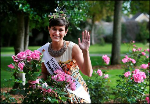 Rose of Tralee Maria Walsh