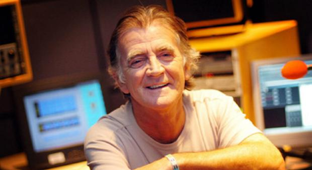 Gerry Anderson's radio show provided a mixture of music and musings away from political controversy