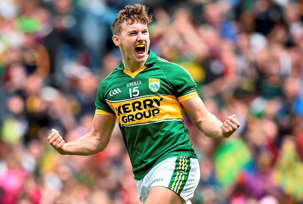 Kerry player James O'Donoghue