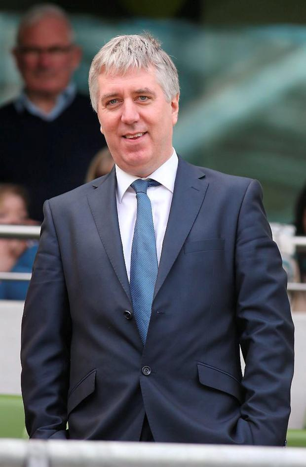 John Delaney, FAI chief executive