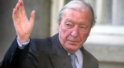 Charles Haughey 'living beyond our means'