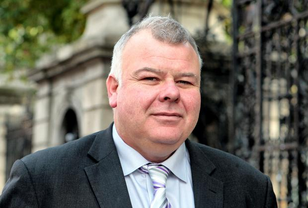 Newly-elected TD Michael Fitzmaurice