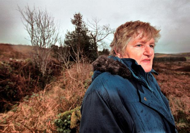 Ann Boyle, whose life has been filled with grief since the disappearance of her daughter