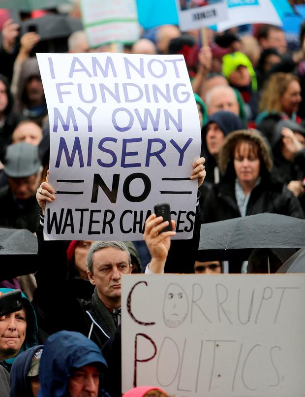 Water protests