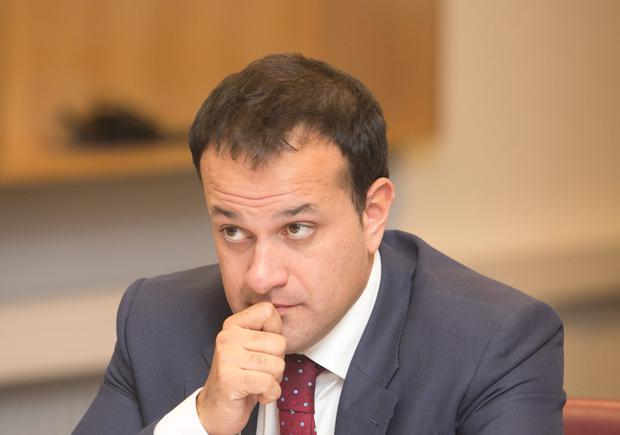 PRESCIENT: Leo Varadkar has realised that Ireland's crisis is psychological rather than fiscal