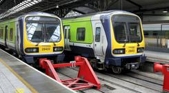 The three-hour work stoppage is set to hit Irish Rail customers who use the commuter and Dart lines between 6am and 9am