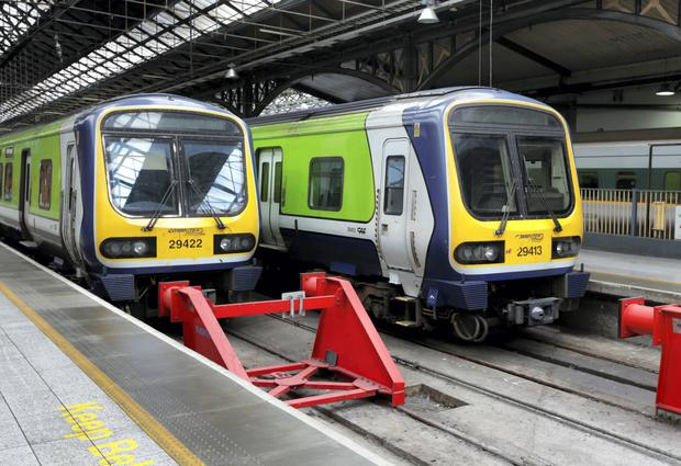 Train drivers have threatened to strike