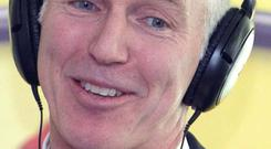 COMING HOME: Ray D'Arcy is going back to his RTE roots