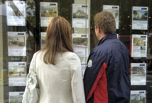 Housing price falls in January biggest in three years