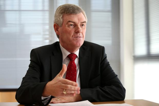 John Tierney, Managing Director of Irish Water