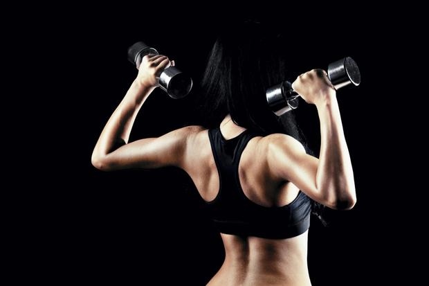 Dieters who also lift weights shed 40pc more body fat