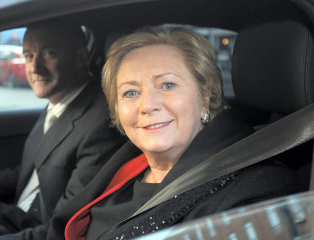Frances Fitzgerald,TD,the Minister for Justice and Equality