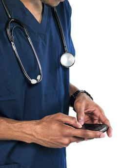 The company which provides thousands of Irish GPs with cover in the event of being sued is warning about some of the pitfalls of texting