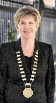 Frieda Finlay, Chairperson of Inclusion Ireland