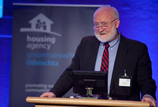 Conor Skehan told the Sunday Independent reports that the Government was proposing to 're-purpose' Nama as a housing executive 'reeks of common sense'