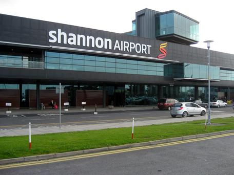 Woman (87) arrested after flight she was on forced to divert to Shannon Airport