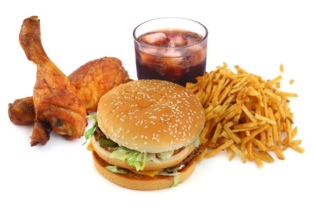 Fast food - a part of life today