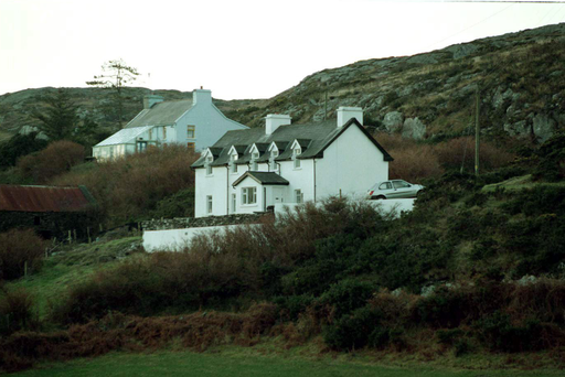Sophie's home in West Cork, where 'Sophie's memory lives on as does the realisation that there is a debt of justice owed to a woman for whom Schull was such a beloved home from home'