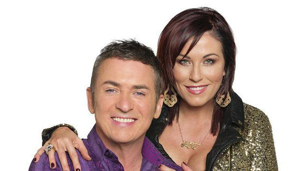 Eastenders characters Kat and Alfie Moon (Shane Richie and Jessie Wallace)