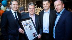 Managing Editor Michael Denieffe has retired after a career spanning four decades with Independent News & Media.