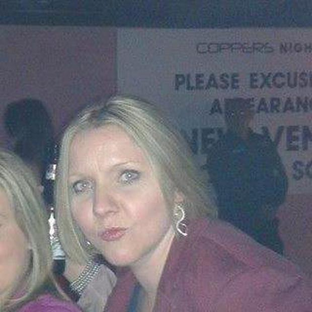 Angela Kelly (35) who died in a road traffic collision in Co Laois