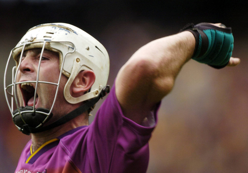 All-Ireland winning Wexford hurler Paul Codd has been jailed for his refusal to cooperate with his bankruptcy