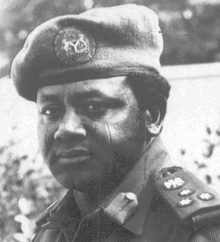 PROCEEDS: Former dictator General Sani Abacha