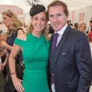 Chanelle and Tony McCoy