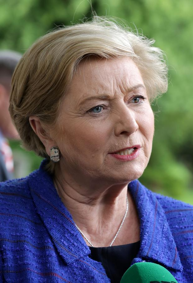 COMPLAINTS: Prisoners told the court Frances Fitzgerald had not considered them