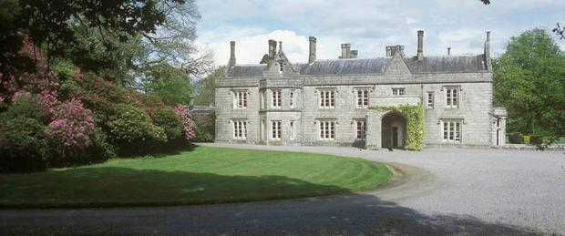 €1,000 a night, Lisnavagh House, Co Carlow