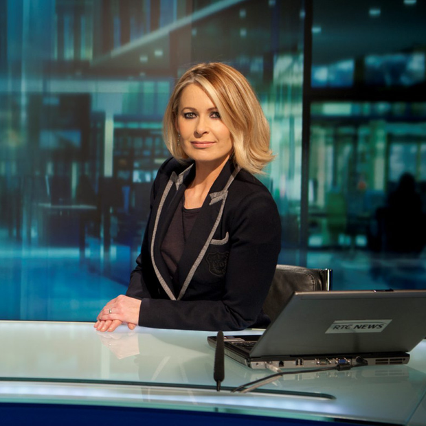 RTÉ's flagship news shows, including 'Six One News', presented by Sharon Ní Bheoláin, ran up hefty bills for their wardrobes