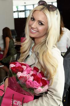 ROSANNA DAVISON: Giving her side of that diet story