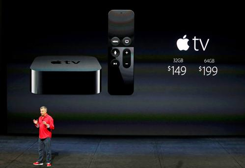 'So can the new Apple TV crack the living-room centric gaming market? The new App Store is central to this plan of domination. It allows developers to create new apps for the platform and expand it beyond the narrow confines of passively watching content, to shopping, gaming and listening to music'