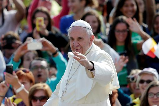 Pope Francis has been urged to act to prevent parishes closing down