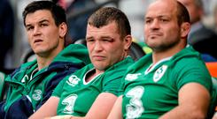 Joe Schmidt knows keeping his star men, Jonathan Sexton, Jack McGrath and Rory Best, fit will be instrumental in his team fulfilling their potential