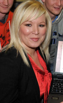 Northern Ireland Agriculture Minister Michelle O'Neill