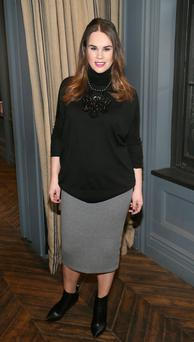 Rachel Kavanagh at The Glossybox for Nars launch at The Dean Hotel, Dublin.
