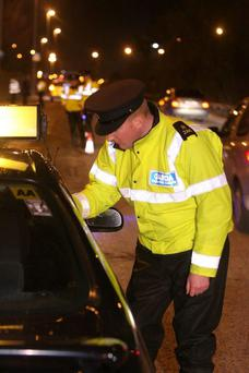 There will be an increase in breath tests over the Christmas period
