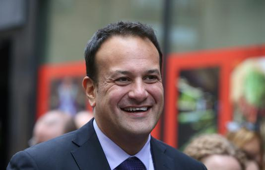 Leo Varadkar: introduced trolley delay protocols