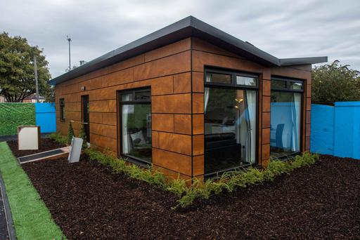 An example of a modular home. Photo: Doug.ie