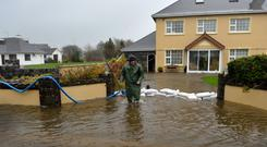 Floods in Tralee