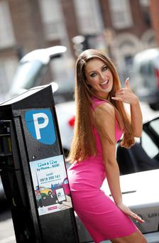 Paying for parking by phone has become popular in Dublin and will spread to other cities