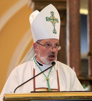 Bishop of Elphin Kevin Doran is known for his pro-life views