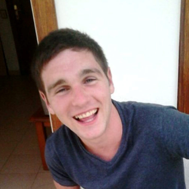 Murdered man Lorcan O'Reilly (21)