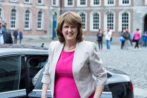 Tánaiste and Minister for Social Protection Joan Burton said the figures confirmed
