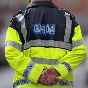 Two vehicles are believed to have been involved in the incident shortly before 8pm on the Athy to Booleigh Road.