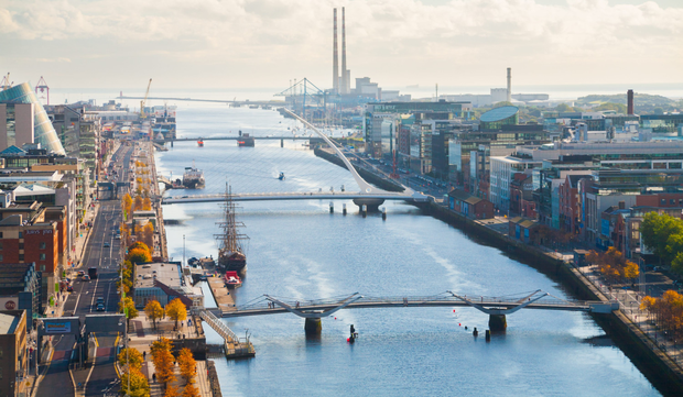 Visitors: Dublin is a very popular destination for tourists