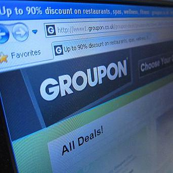 The Irish-based unit of Groupon enjoyed pre-tax profits of €10.26m in 2014 Photo: PA